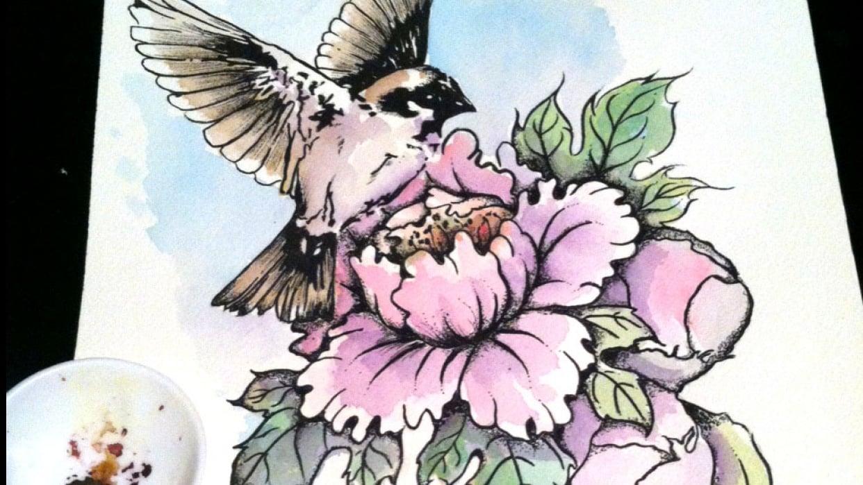 A little Bird  - student project