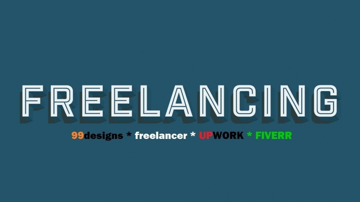Career as Freelancer & Best Freelancing Sites - student project