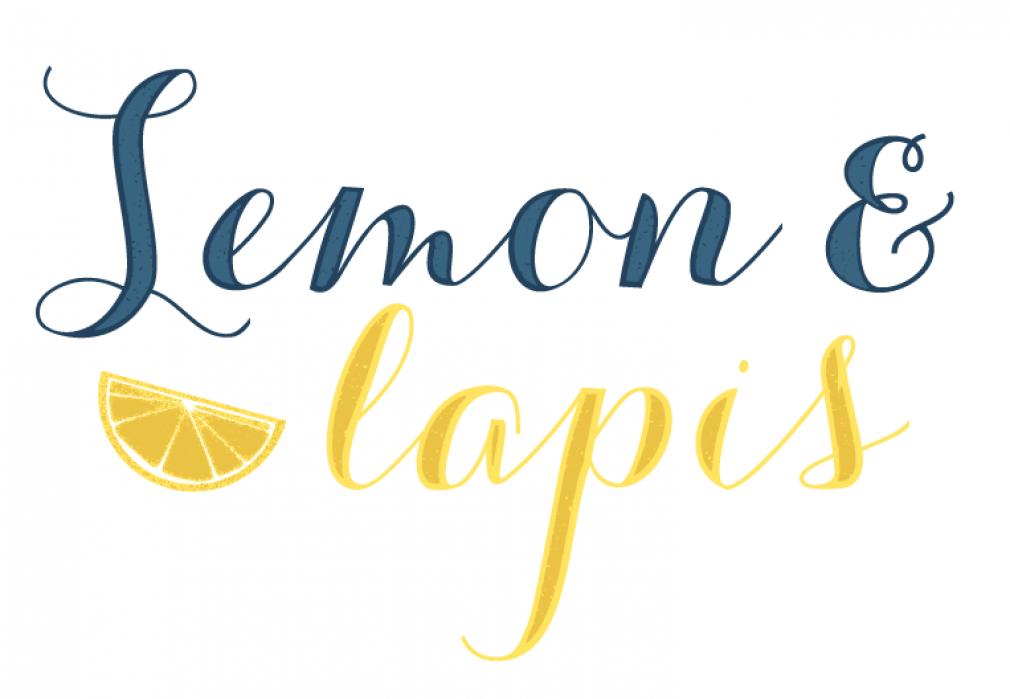 Lemon & Lapis sketches - student project