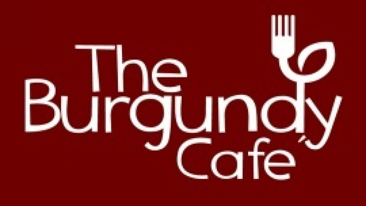 The Burgundy Cafe - student project