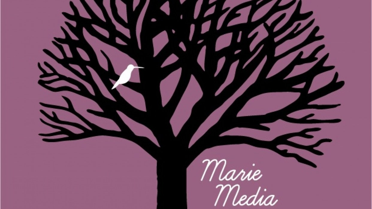 Marie Media Website - student project