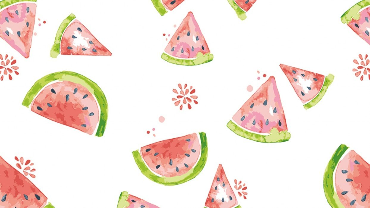 Melons and Peaches - student project