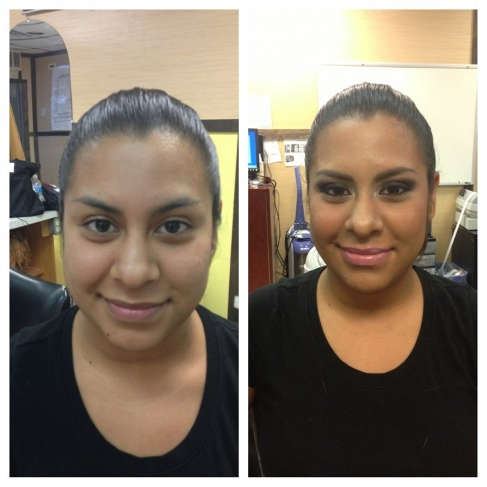 Daytime Look by Elizabeth Pacheco - student project