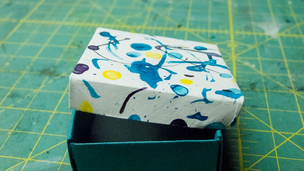 Origami Boxes - student project