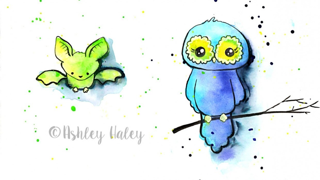 Flying Cuties! - student project