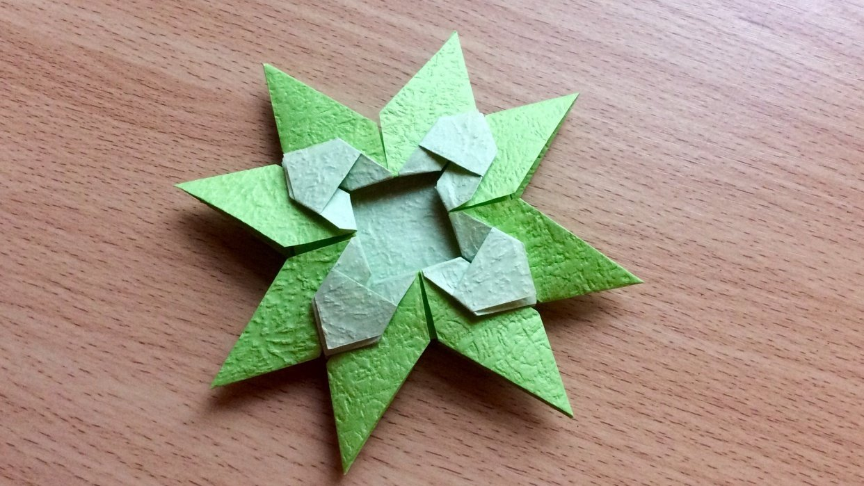 Quilt Star  - student project