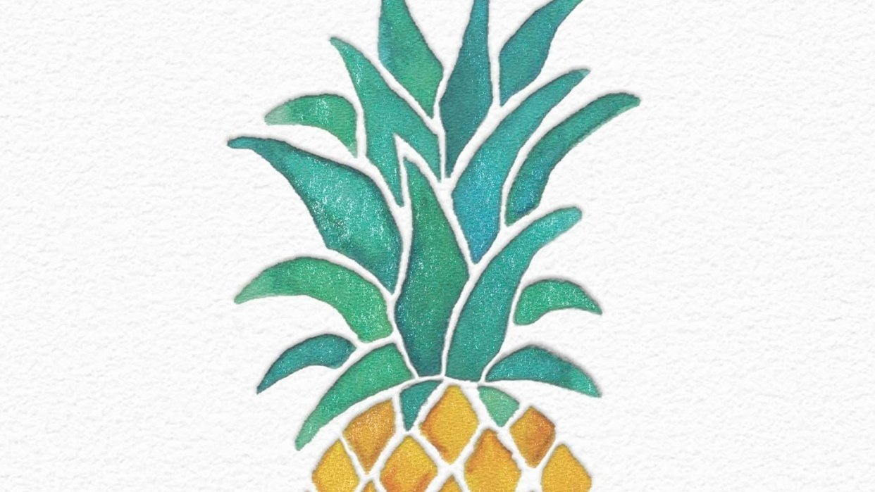 Pineapple Paper Co. - student project