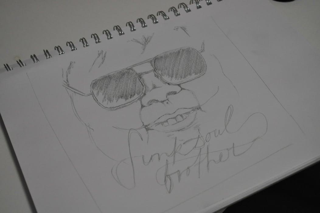 NINA - FATBOYSLIM - Sketches - student project