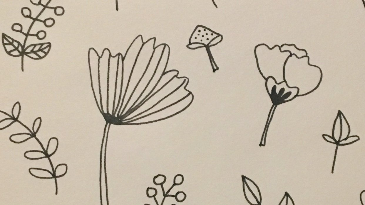 Flowers! - student project