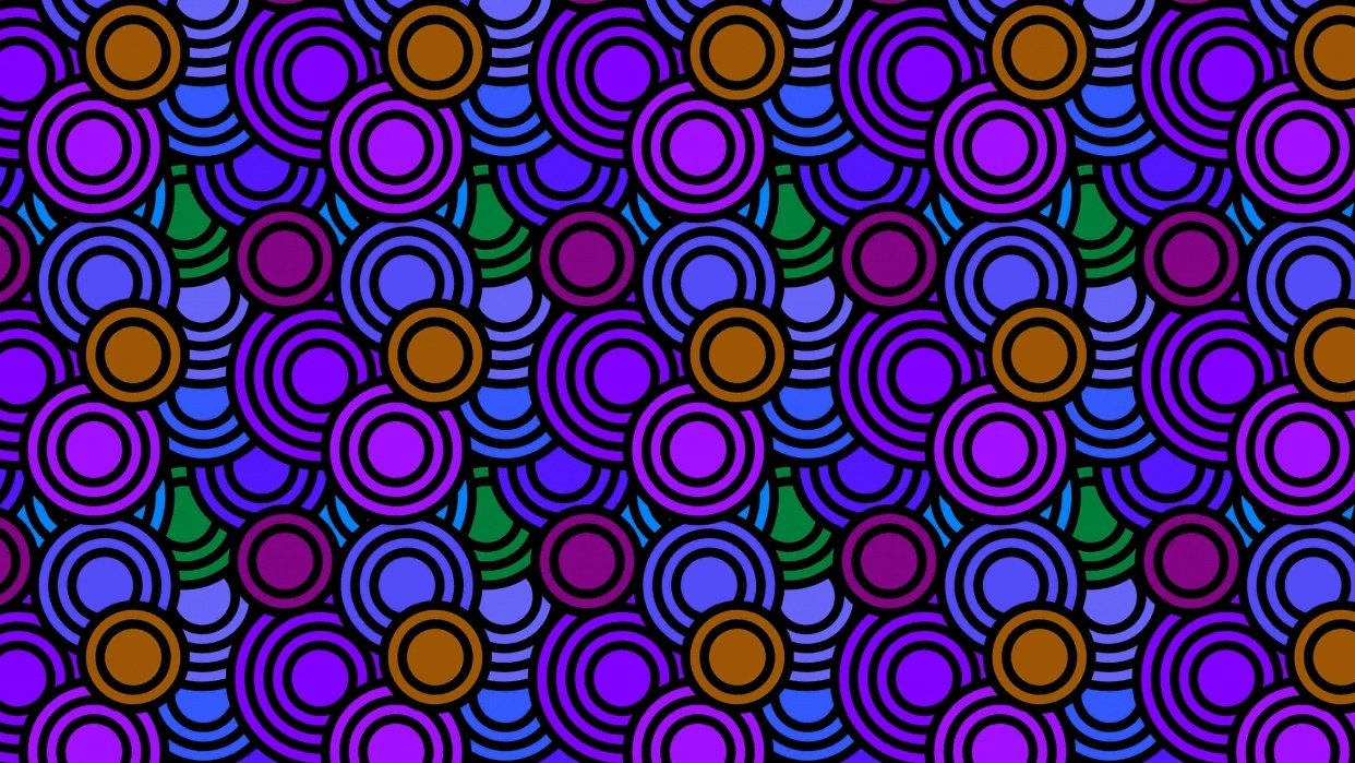 Circles Patterns - student project