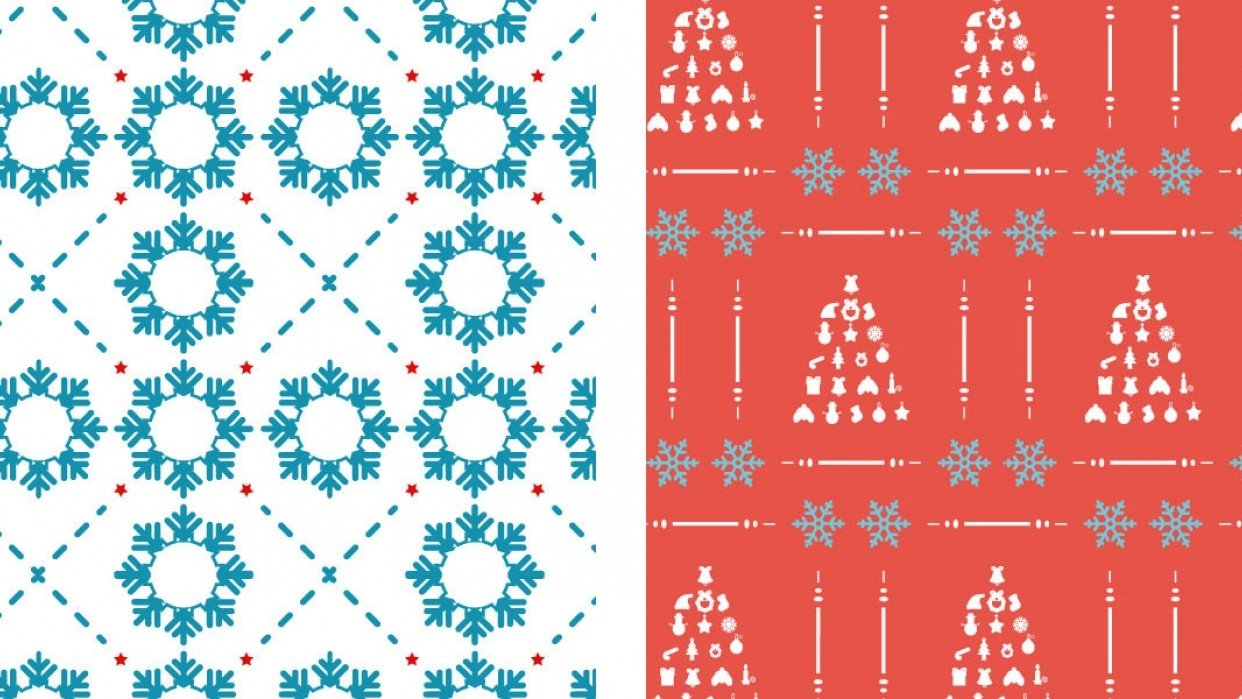 Seamless Patterns - student project