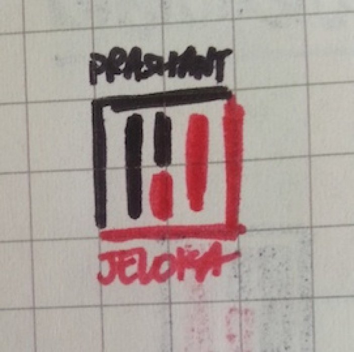PJ Personal Logo - imagine the jokes! - student project