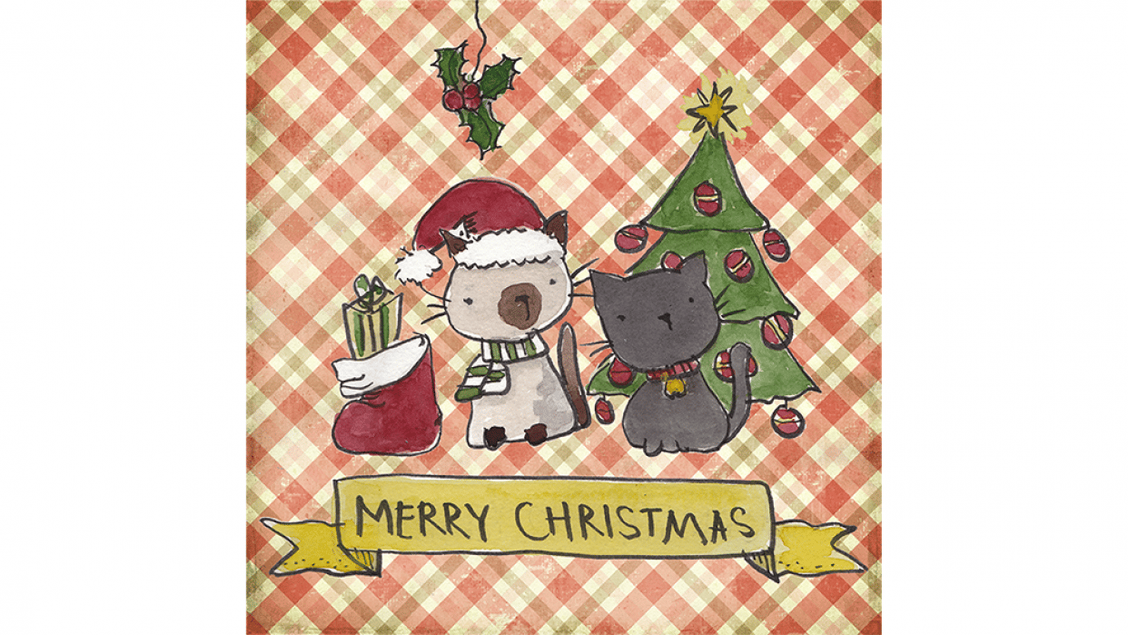 Holiday Card - student project