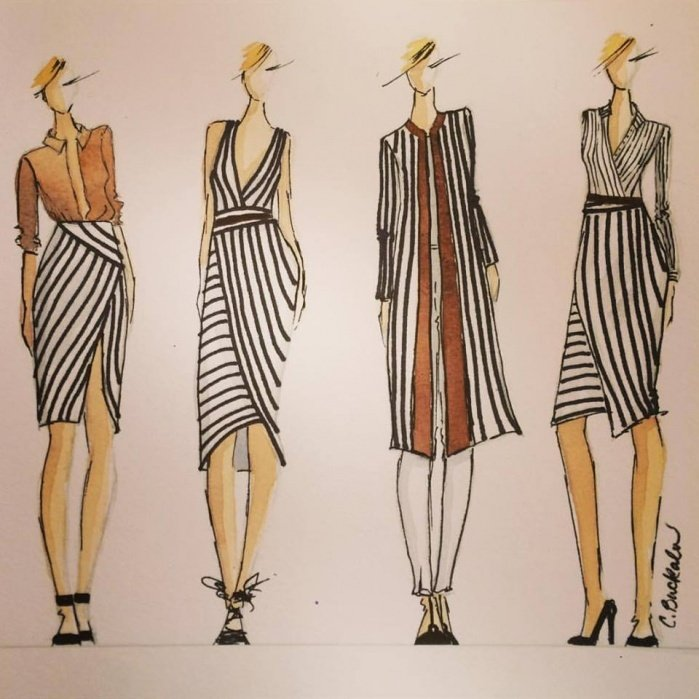Stripes - student project