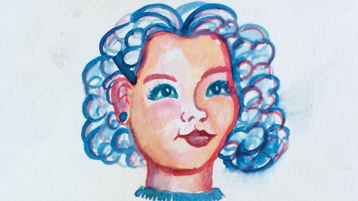 Lotsa little faces - student project