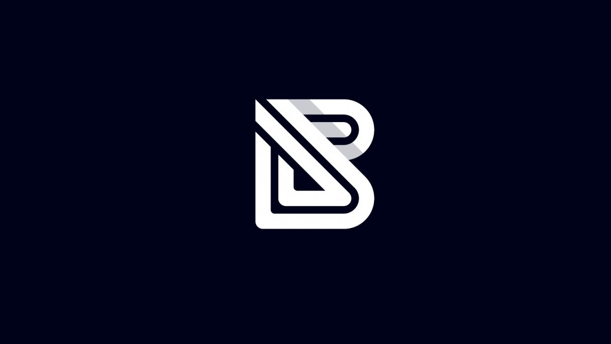B Lettermark - student project