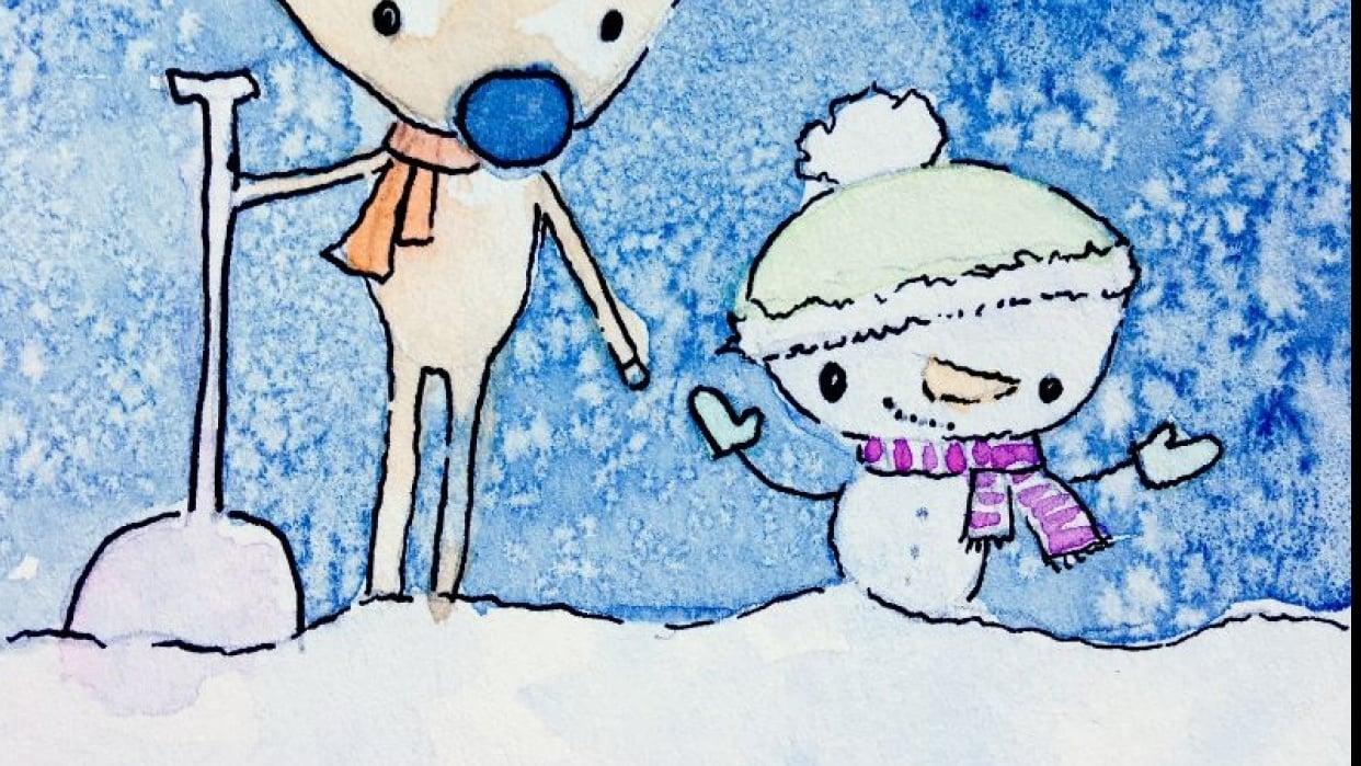 Snow Buddies - student project