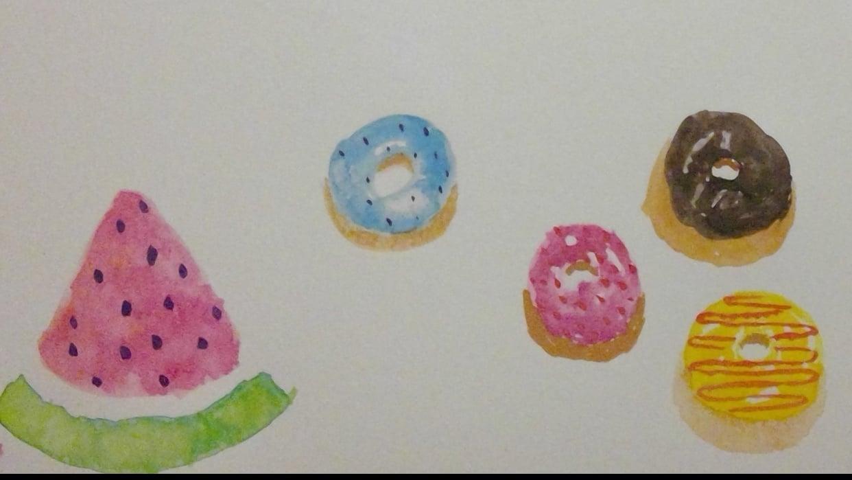 Fun snacks! - student project