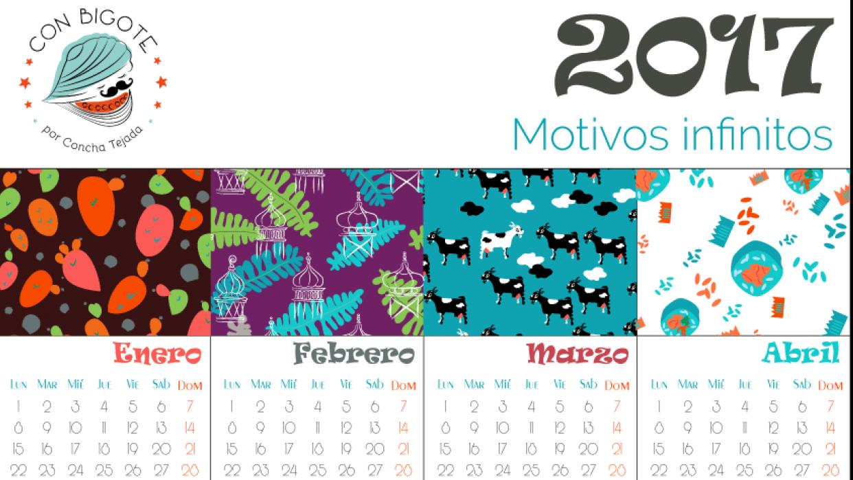 A 2017 Festive Calendar! - student project