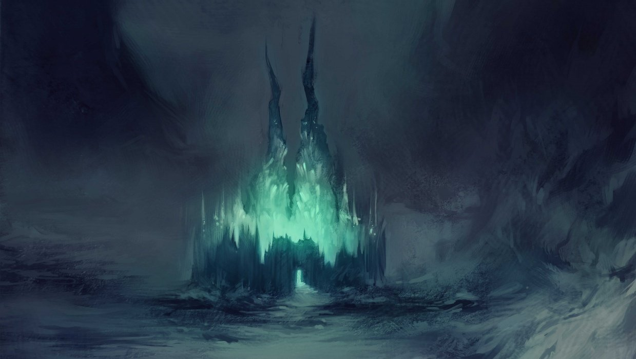 The Witch's Castle - student project