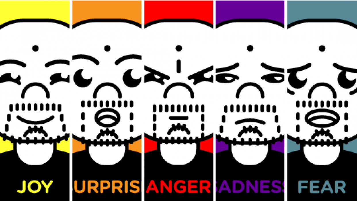 Biagio's Facial Expressions - student project