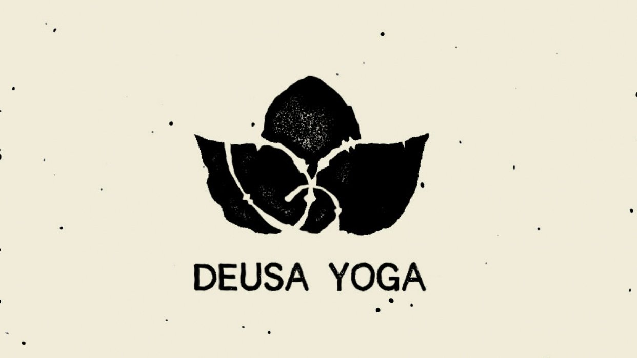 Deusa Yoga Stamp - student project