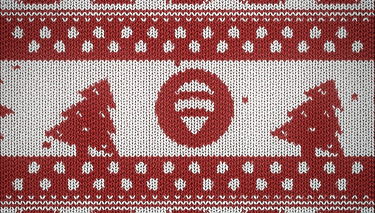 Knit Happens - student project