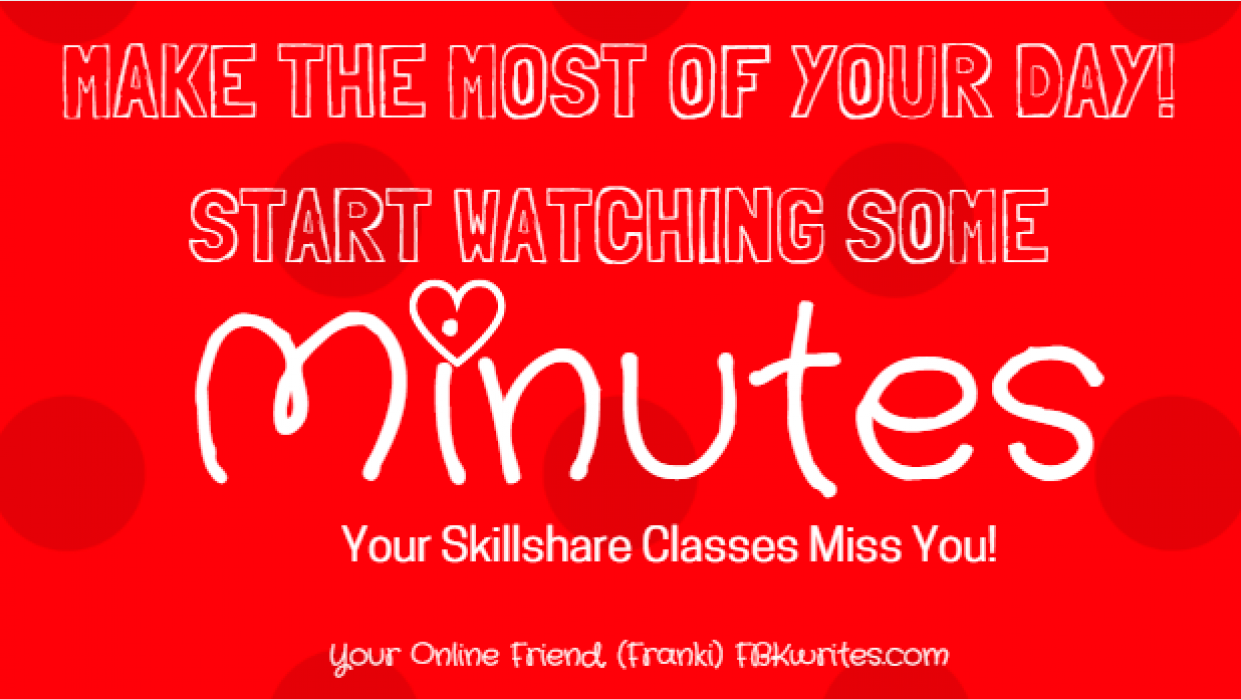 Here's to Sweet Skillshare Success! - student project