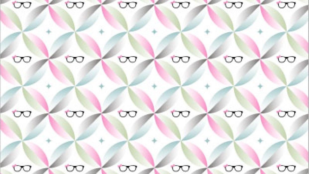 nerdygirl pattern - student project