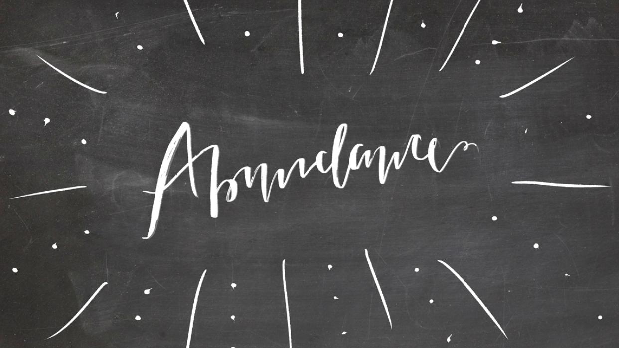 Abundance - student project
