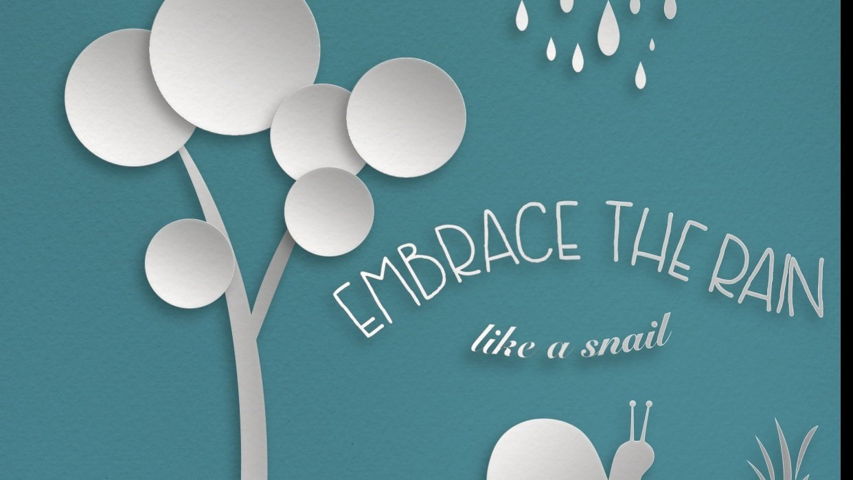 Embrace the Rain - student project