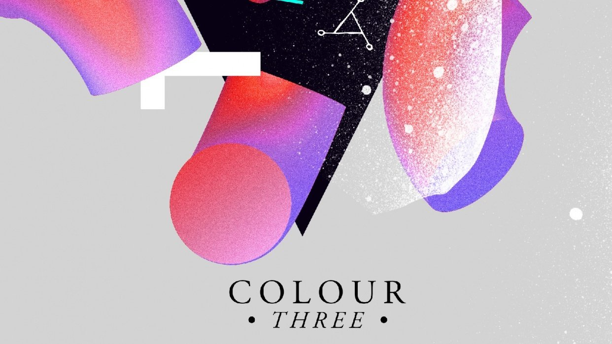COLOUR THREE - student project