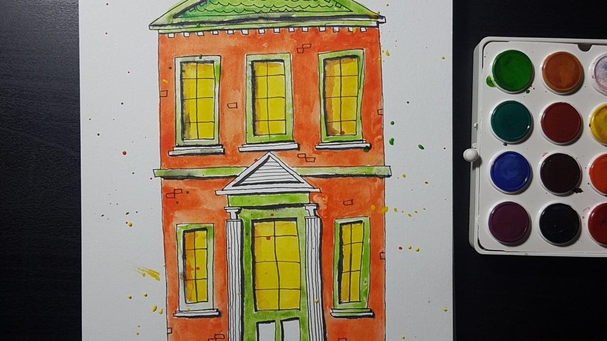 Fenton House  - student project