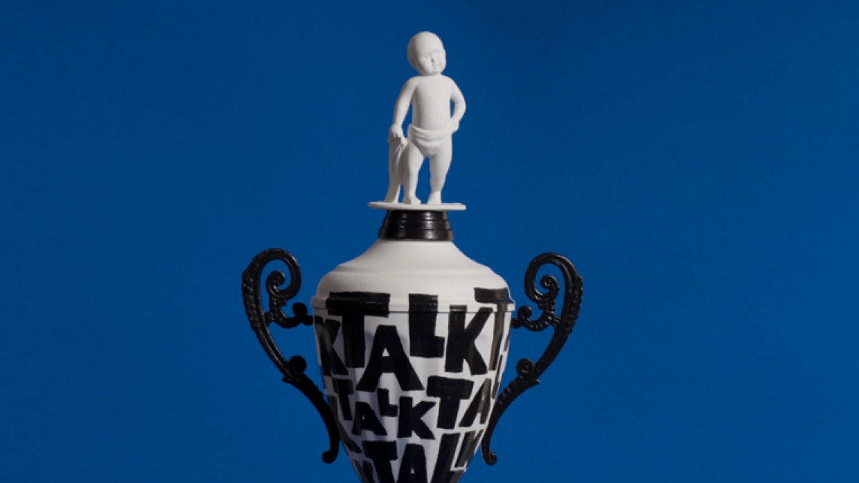 """""""As If"""" trophy - student project"""