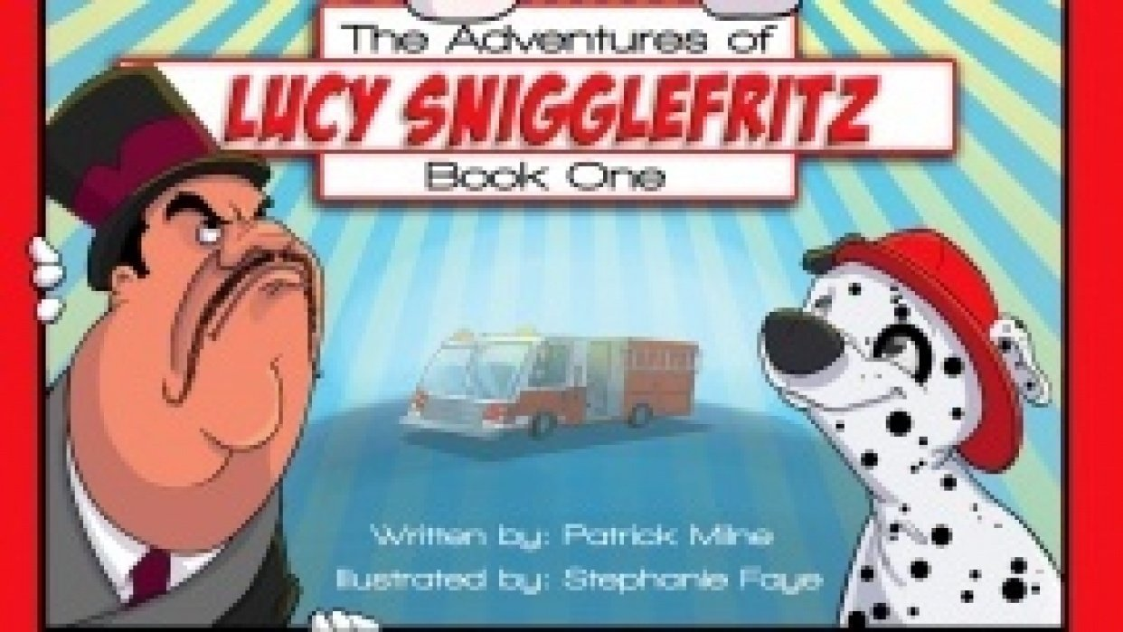 The Adventures of Lucy Snigglefritz - Book 1 Marketing Plan - student project