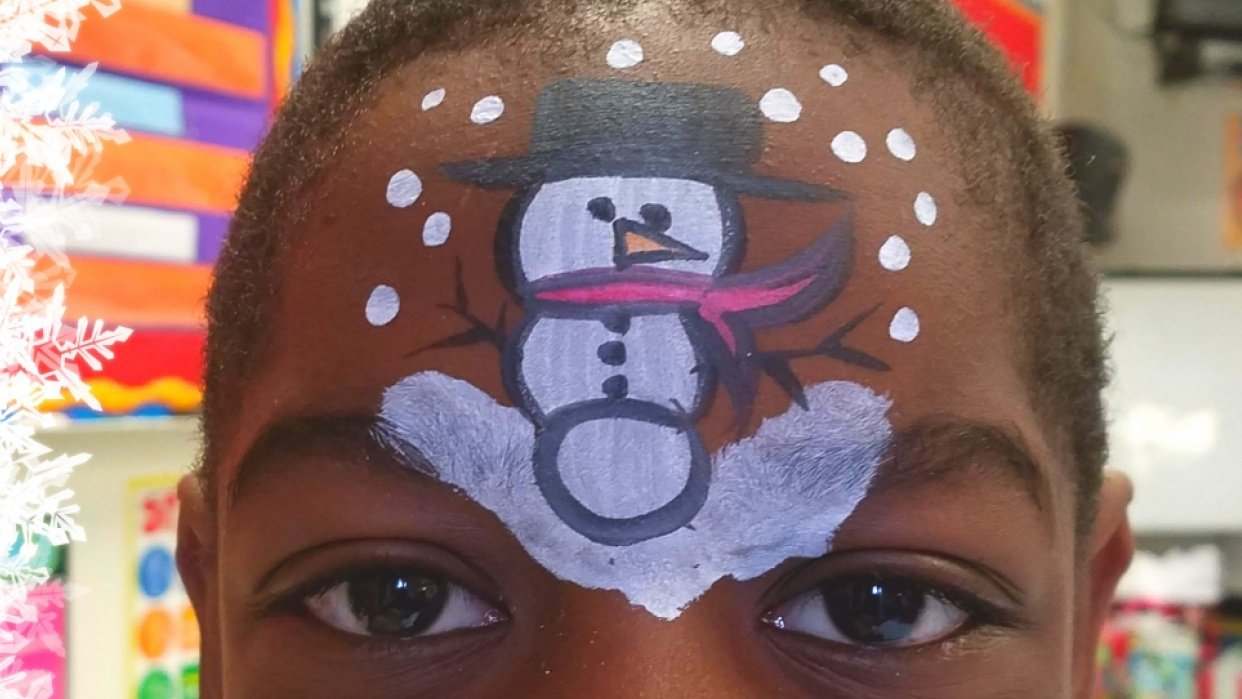 Mr. Frosty The Snowman - student project