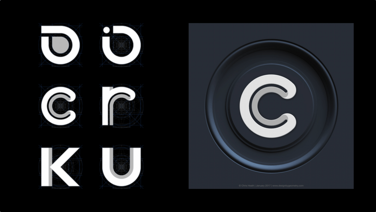Letter C - student project
