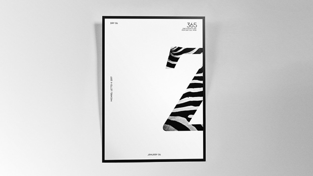 Z is for Zebra - student project
