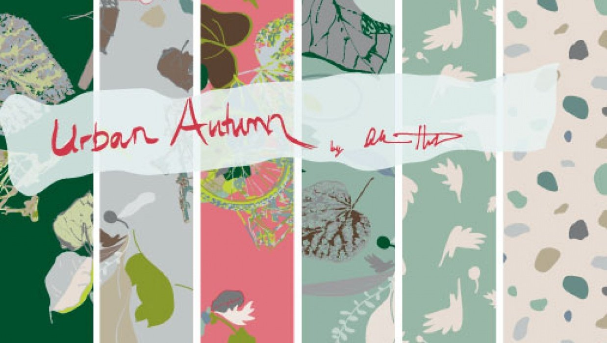 Urban Autumn by Allison Hunter - student project