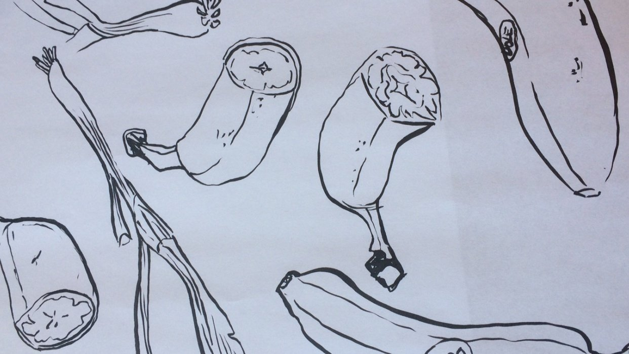 Bananas and Onions - student project