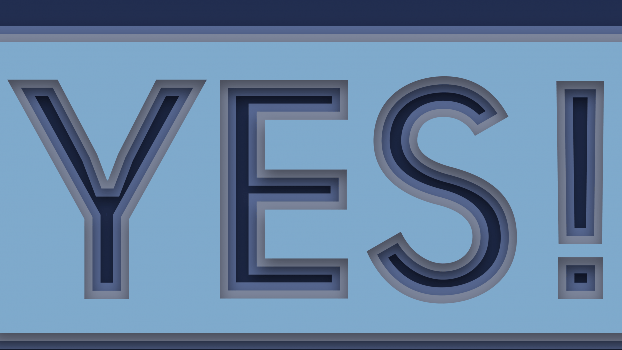 YES! - student project