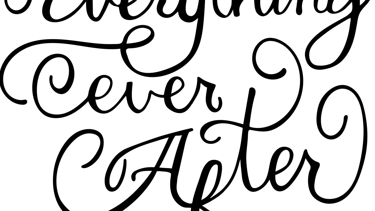 Everything Ever After - student project