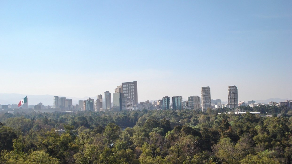 Mexico City, the unmentioned places - student project