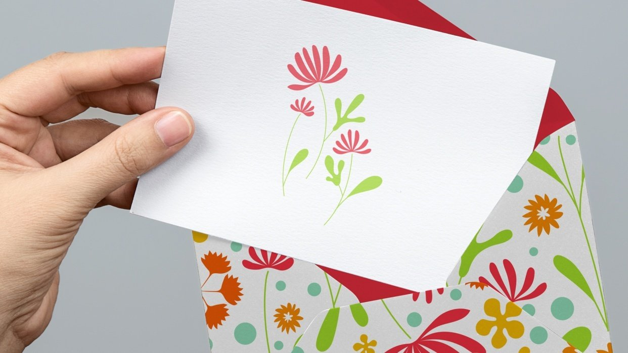 Flowery - Stationary - student project
