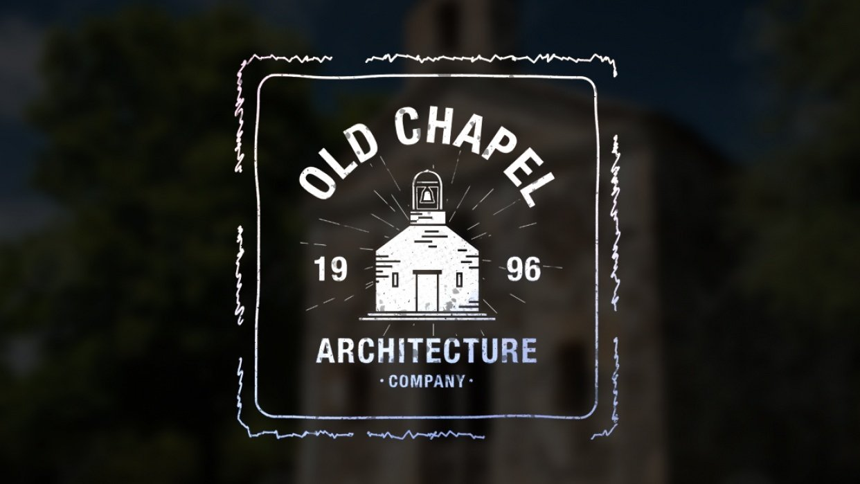 Old chapel - student project