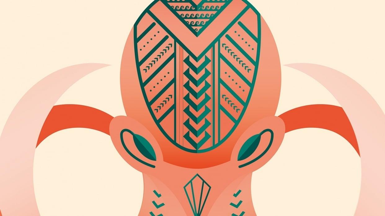 Atlantean Octopus - student project