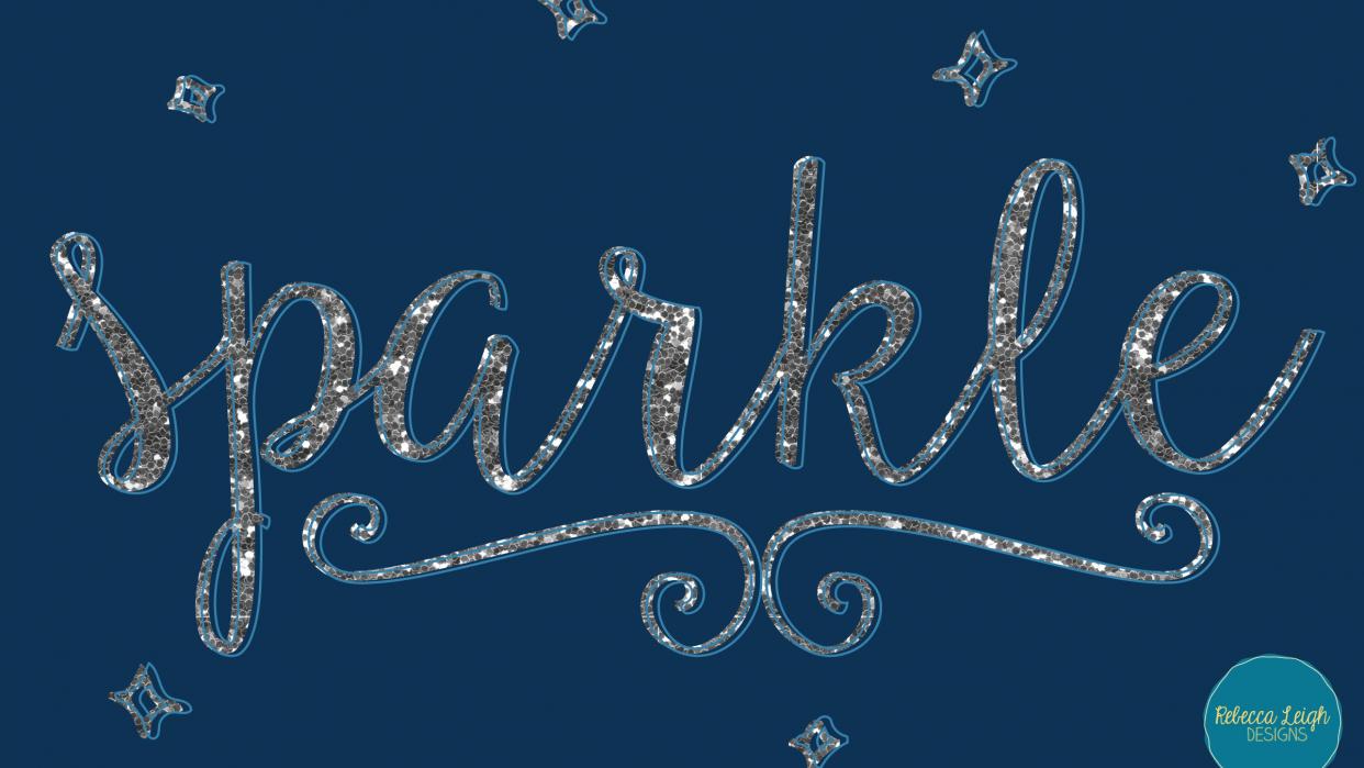 Sparkle!  - student project