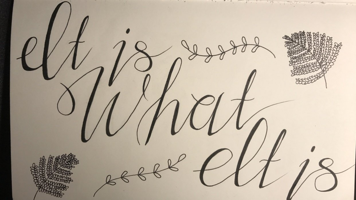 it is what it is - student project
