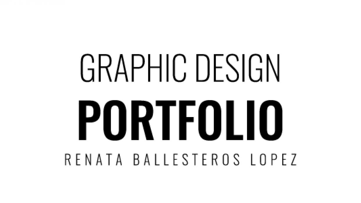 Grad School Application Portfolio - student project