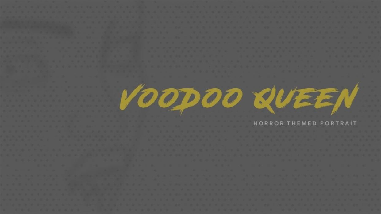 Voodoo Queen - student project
